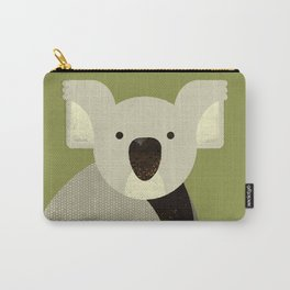 Whimsy Koala Carry-All Pouch