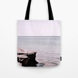 Beach Pink Tote Bag