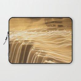 strokes of light Laptop Sleeve