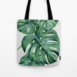 Monstera Tote Bag