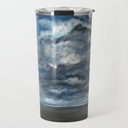 The Sun is Coming (Lista) by Gerlinde Travel Mug