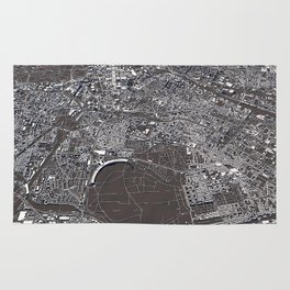 Berlin - city map Rug