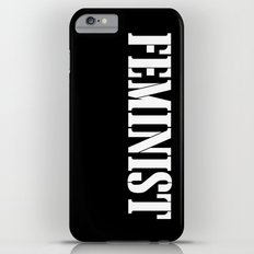 Feminist Slim Case iPhone 6 Plus