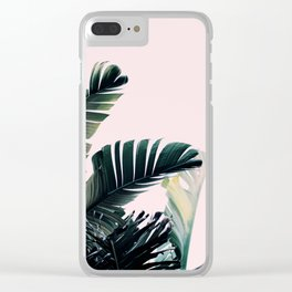 Paradise #2 Clear iPhone Case