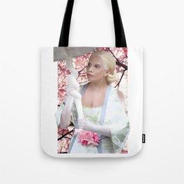 SEASHELL GEISHA Tote Bag
