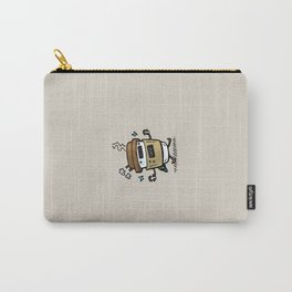 Latte Bot Carry-All Pouch