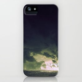The Dark Side iPhone Case