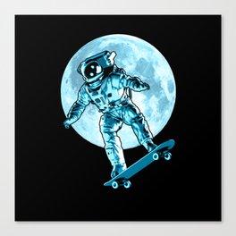 Astro Flip Canvas Print