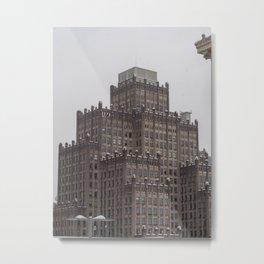 Office Building Metal Print