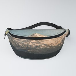 Happy Mountain :) Fanny Pack