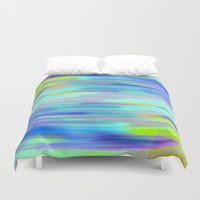 acid Duvet Covers featuring Acid Drops by GS Designs