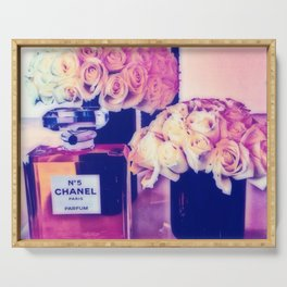 CHANELNo. 5 in Color Serving Tray