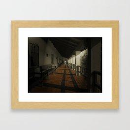 Mission San Diego, March 2007 Framed Art Print
