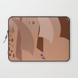 May Sailing in a Bay in May - shoes story Laptop Sleeve