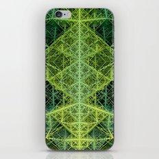 Dissected Octangula iPhone & iPod Skin