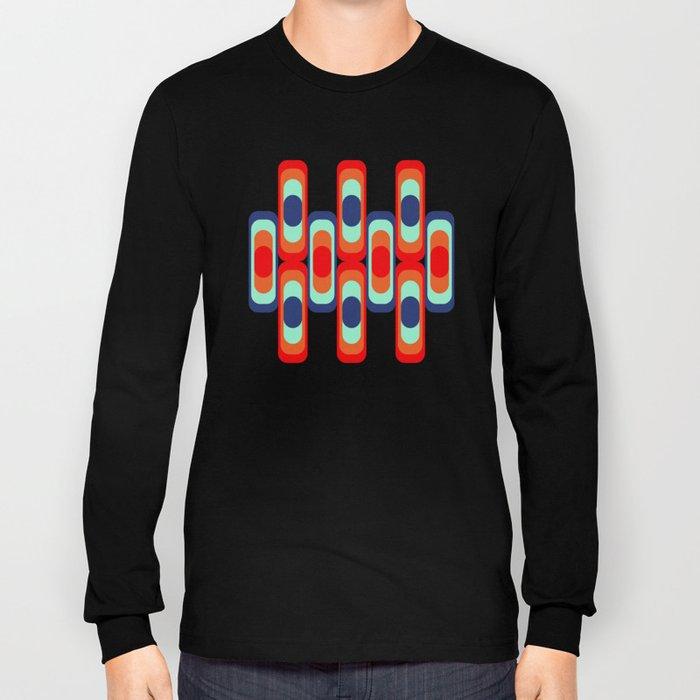 RoundCorner Long Sleeve T-shirt