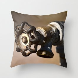 To The Right Throw Pillow