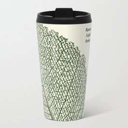 Space and Light and Order Quote #1 Travel Mug