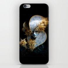Mask 7 iPhone & iPod Skin