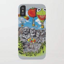 Epic Adventure iPhone Case