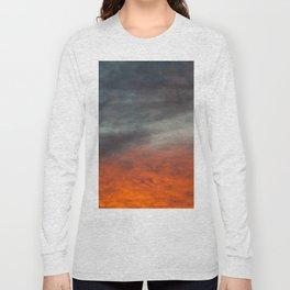 Fire after the storm. Long Sleeve T-shirt