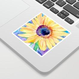 Zonnebloem Sticker