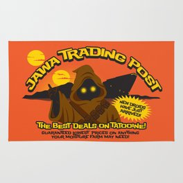 Jawa Trading Post Rug