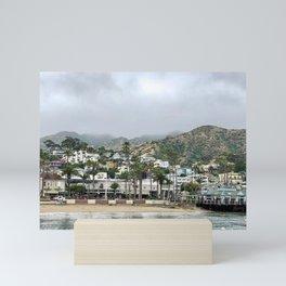 Santa Catalina Island Mini Art Print