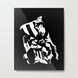 Rocky Metal Print