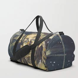 I am the light of the world Duffle Bag