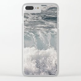 Sapphire Clear iPhone Case