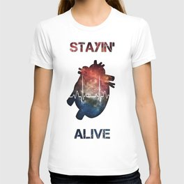 The Need to Live T-shirt
