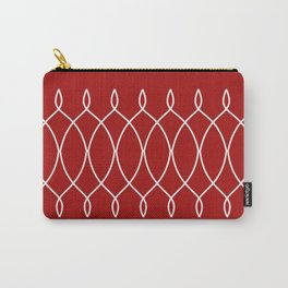 CHANDELIER - red palette Carry-All Pouch