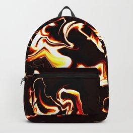 Burn baby burn Backpack