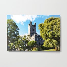 St Mary's Cathedral, Limerick Metal Print