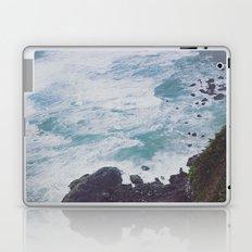 Ocean Coast - Seals in the Blue Sea Water Laptop & iPad Skin