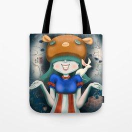 Beastie  Tote Bag