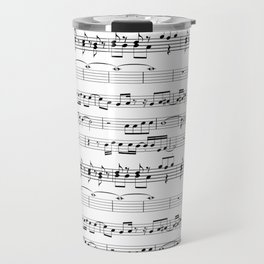 Musical Travel Mug