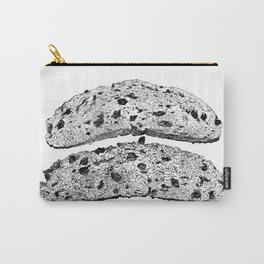 2 pieces of toast Carry-All Pouch