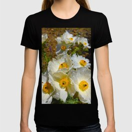 Mexican Poppies T-shirt