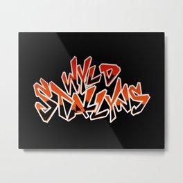 Wyld Stallyns Metal Print