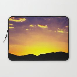 Sunset N Laptop Sleeve