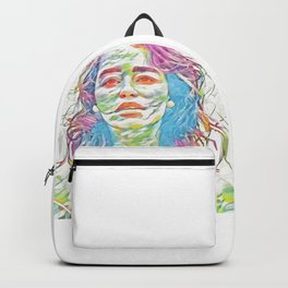Emilia Clark (Creative Illustration Art) Backpack