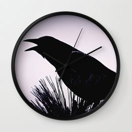 Spirit Calls Wall Clock