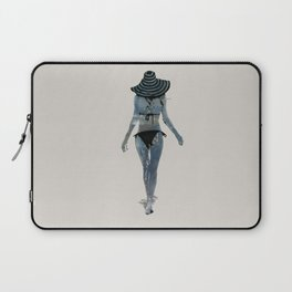 Summer Stencil Laptop Sleeve