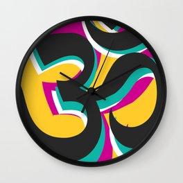 Ori Signs Wall Clock