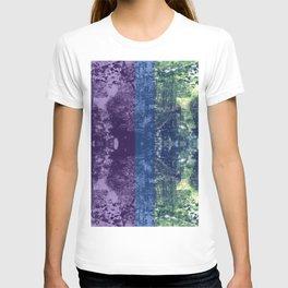 Born on the Bayou Colorblock T-shirt