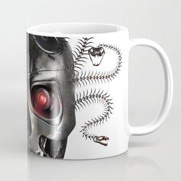 Metal skull of medusa Coffee Mug