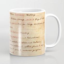 Wilbur Whateley - The Dunwich Horror Coffee Mug
