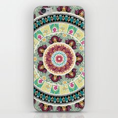 Sloth Yoga Medallion iPhone & iPod Skin